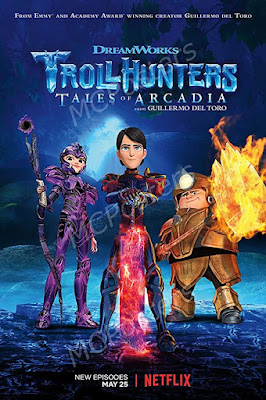 Trollhunters: Tales of Arcadia S03 Dual Audio [Hindi 5.1ch – English] WEB Series 720p HDRip ESub x264