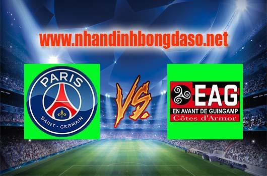 Nhận định bóng đá PSG vs Guingamp, 02h00 ngày 10-04