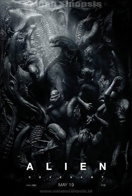 Film Alien : Covenant (2017)