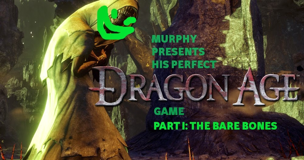Nine Over Five: Guest Post: Murphy's Perfect Dragon Age