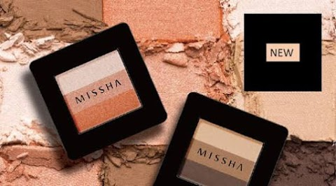 Review Missha Triple Eyeshadow - Orange Parade