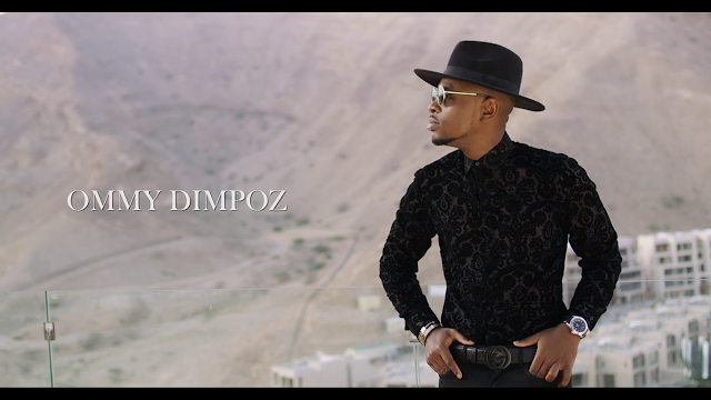 VIDEO | Ommy Dimpoz Ft Diamond Platnumz - Nguna | Download Mp4 [Official Video]