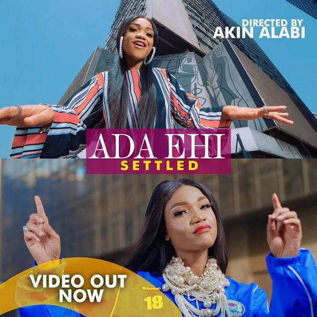 Video: Ada Ehi – Settled