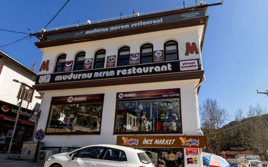 Mudurnu Meram Restaurant