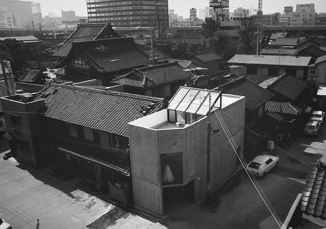 Tomishima House karya Tadao Ando