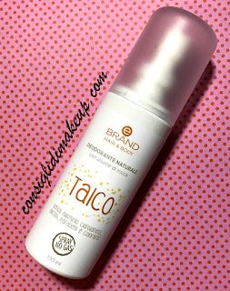 Review: Deodorante Talco - Ebrand