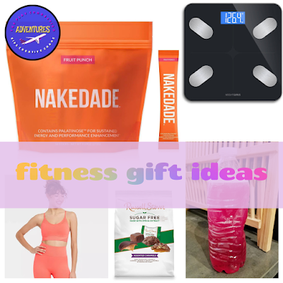 Get Fit with these Fitness Gift Ideas