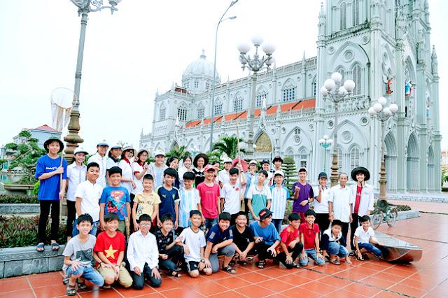 Kiên Lao bảo vệ Ngôi Nhà Chung