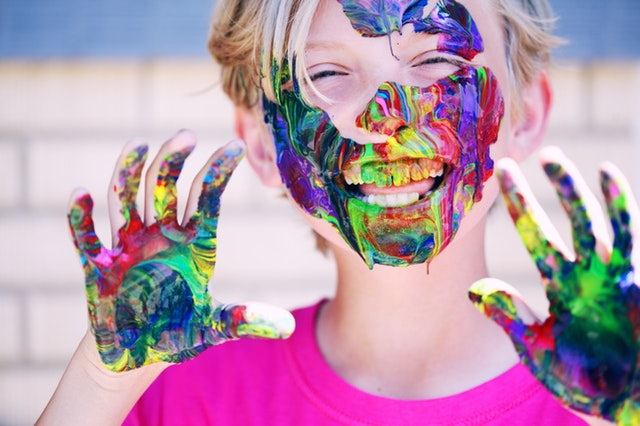 5 Cara Mendidik Anak Kreatif
