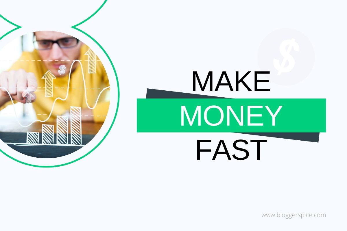 40 Smart Ways to Make Money fast