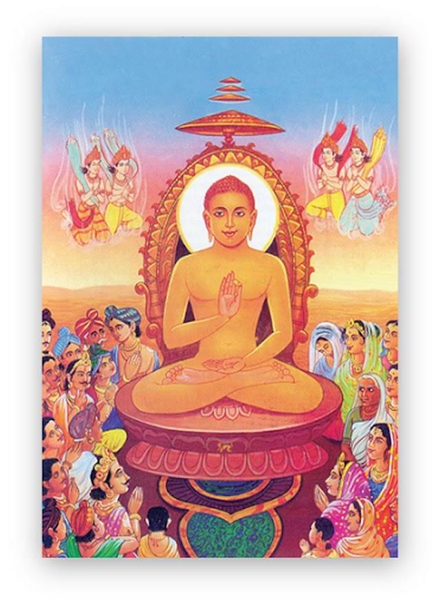 Mahaveer Bhagwan | Bhagwan Mahavir Life History | Mahavir Swami Story | Jain Stuti Stavan