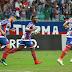 Bahia sobra em campo e bate o Santos na Fonte do Futebol