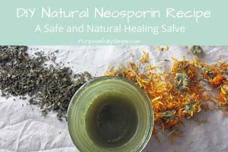 Make a DIY Natural Neosporin