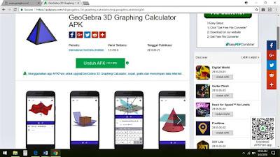 GeoGebra Gambar Visiuniversal