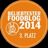 CNS Foodblogaward 2014