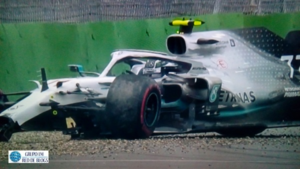 ACCIDENTE DE BOTTAS