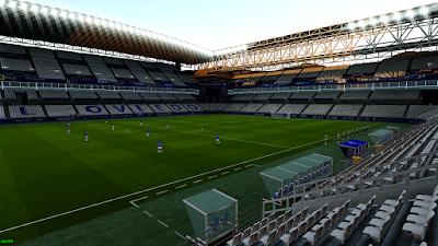 PES 2020 Stadium Nuevo Carlos Tartiere