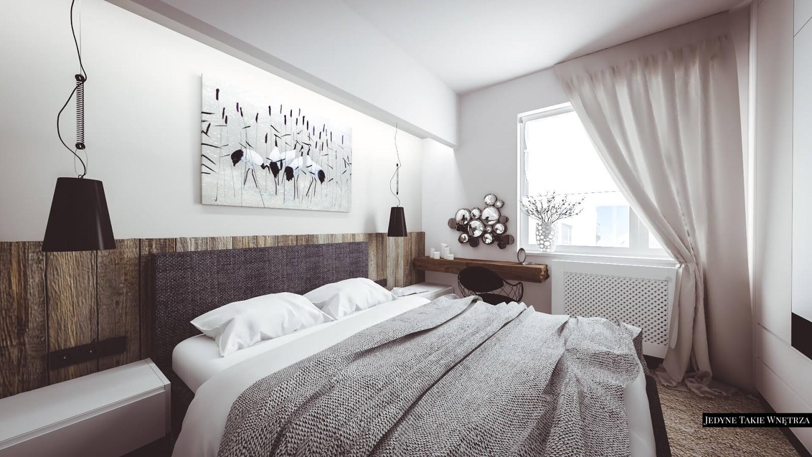 5 pomysłów na aranżację sypialni