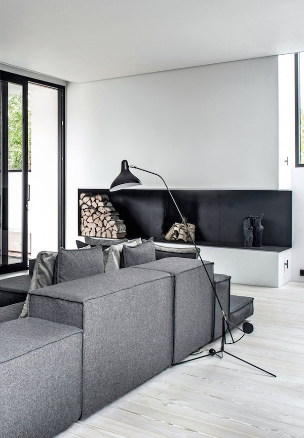 vosgesparis: A raw and concrete family home in Denmark