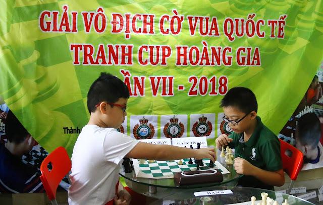 Phát triển tư duy, trí tuệ cho trẻ bằng bộ môn cờ vua