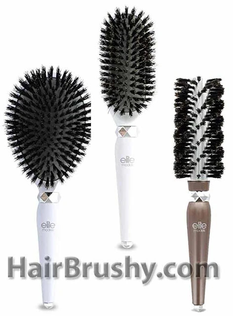 What Are Elite Models Boar Bristle Brushes?
