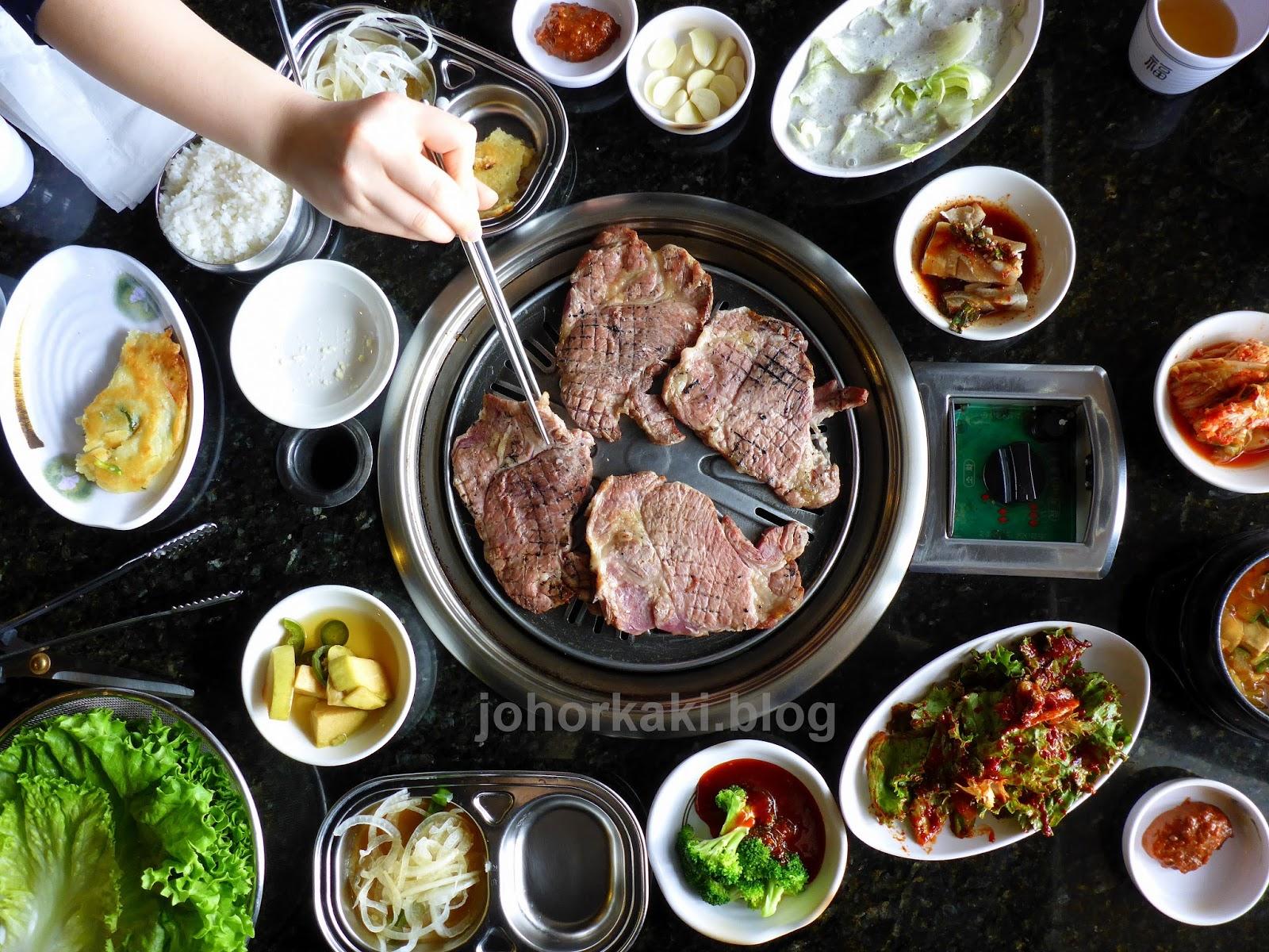 piggy 39 s korean bbq restaurant in thornhill toronto johor. Black Bedroom Furniture Sets. Home Design Ideas
