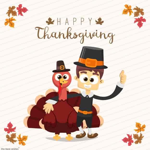 thanksgiving message to work team