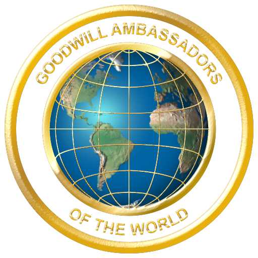 Authentic Goodwill Ambassadors Logo, Mark and Seal