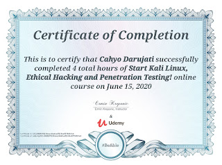 Start Kali Linux, Ethical Hacking and Penetration Testing