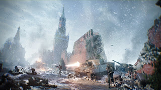 World War 3 PS4 Wallpaper