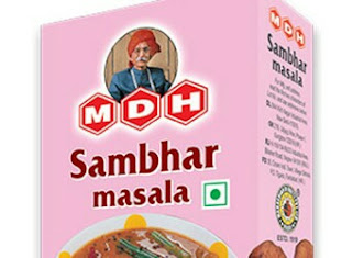 Food and Drug Administration Detects Salmonella Bacteria In Sambhar Samala  food Sold in US