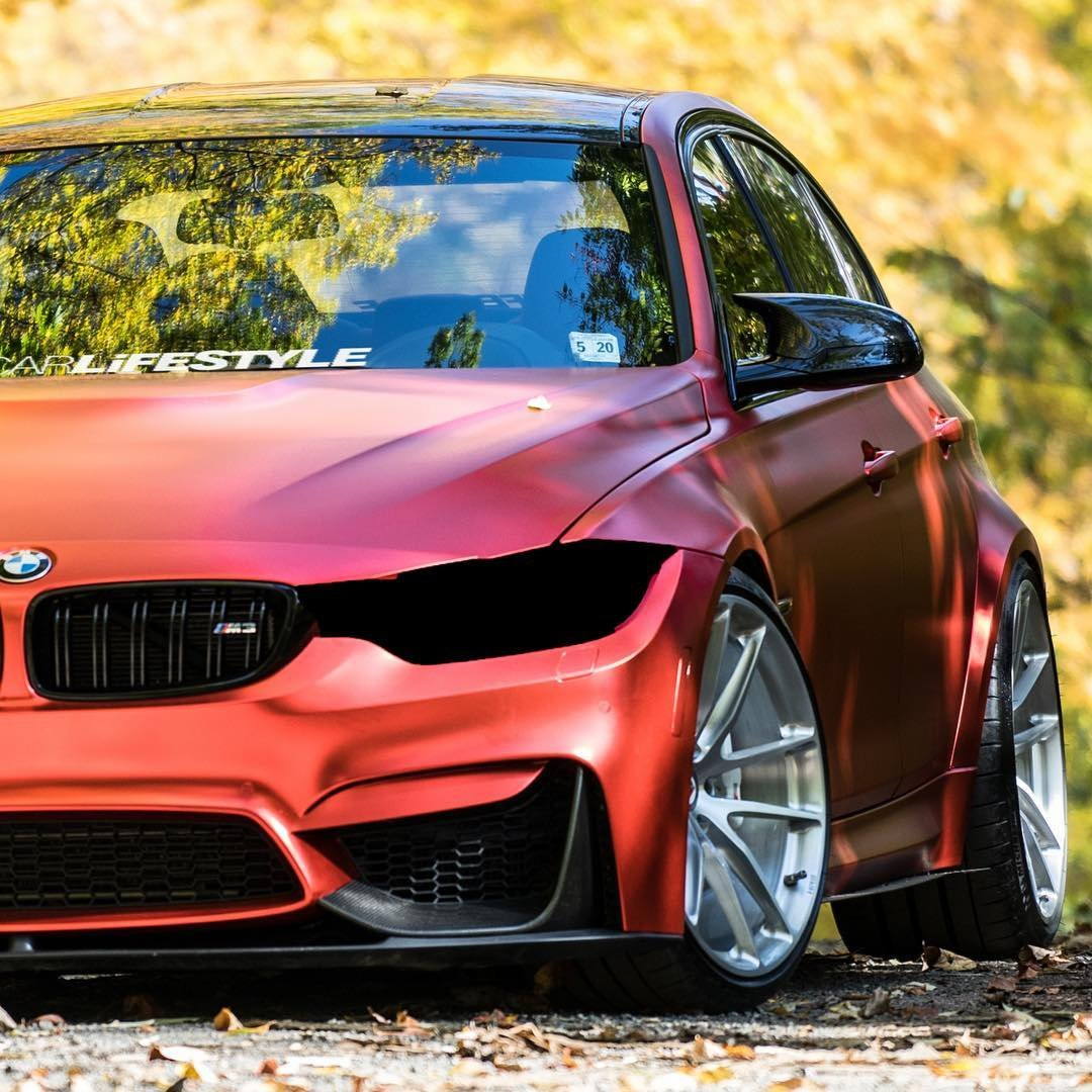 BMW M3 F80 new custom Evil