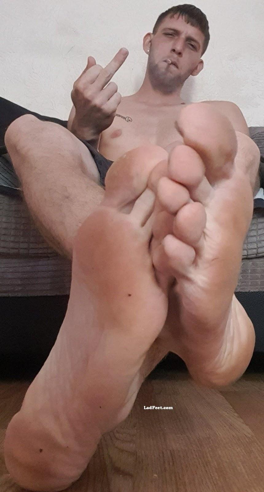 Foot domination gay