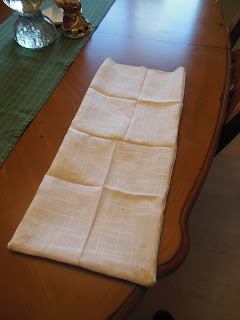 Craft a Linen Bread Bag from Napkins,