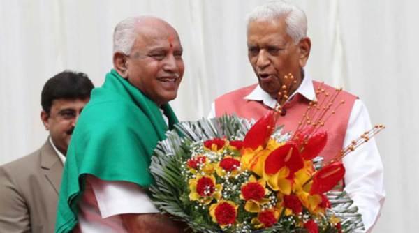 Yeddyurappa took oath as CM
