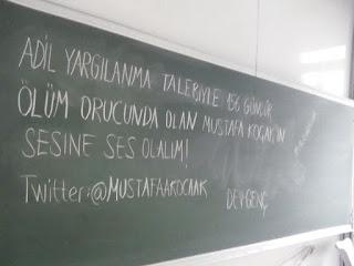MUSTAFA KOÇAK DEV-GENÇ TAYAD
