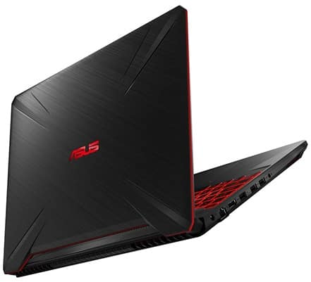 ASUS TUF Gaming FX505GD-BQ142: portátil gaming Core i7 con gráfica GeForce GTX 1050 y disco SSD