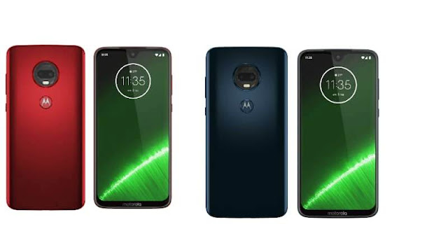 Moto G7 Series Renders Leak Ahead of Launch, Moto G7 Plus Spotted on Geekbench