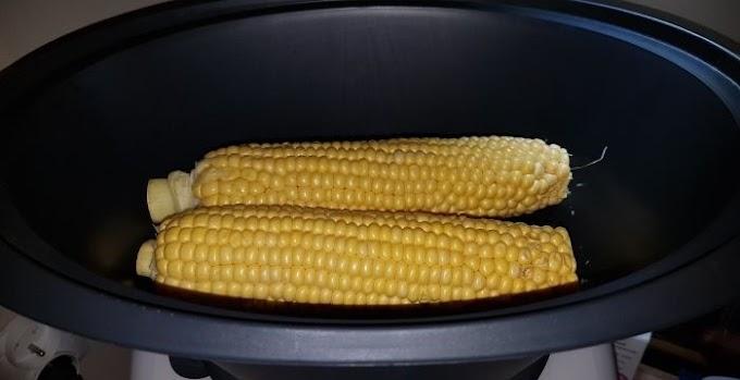 Gotowanie kukurydzy w Thermomix TM6