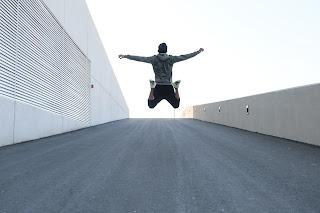 أداء القفزة الخاصة بك القفزة الوهمية