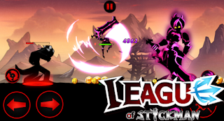 Download League of Stickman 2017 v3.0.1 Mod
