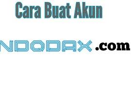 Cara Buat Akun Indodax.com Bitcoin Indonesia