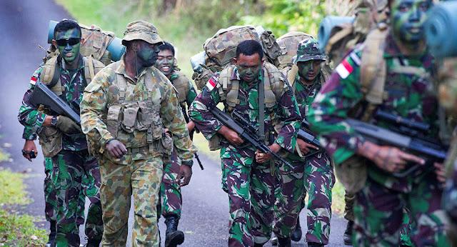 Gawat, Australia Bisa Seret Indonesia Ikut Perang Lawan China