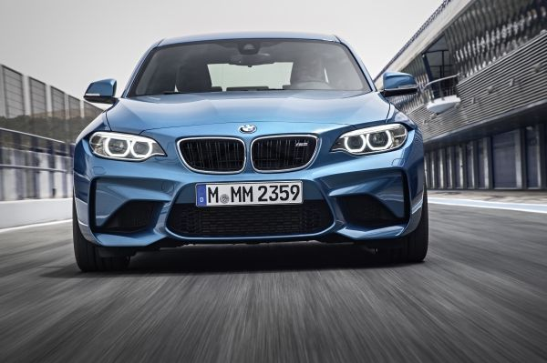 P90199687 lowRes the new bmw m2 10 20 BMW M2 Coupe : Ένα εργοστασιακό drift car BMW, BMW 2002 turbo, BMW M2, BMW M2 Coupé, COUPE