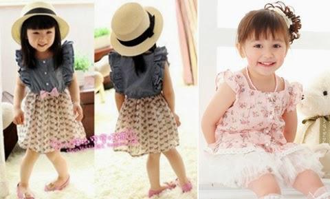model baju anak ala korea