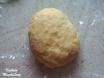Ciasto kruche bez jajek