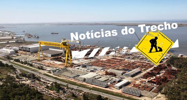 Resultado de imagem para Estaleiro Ecovix homologa recuperação judicial