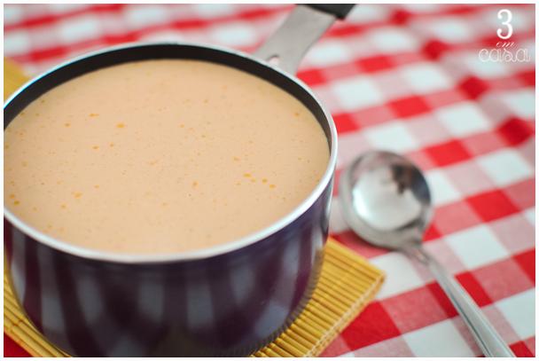 receita de molho de gorgonzola para massas