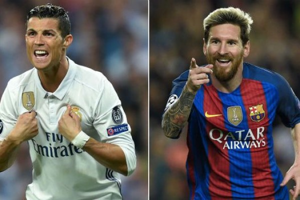 7 Momen Akrab Cristiano Ronaldo dan Lionel Messi, Gak Melulu Bersaing