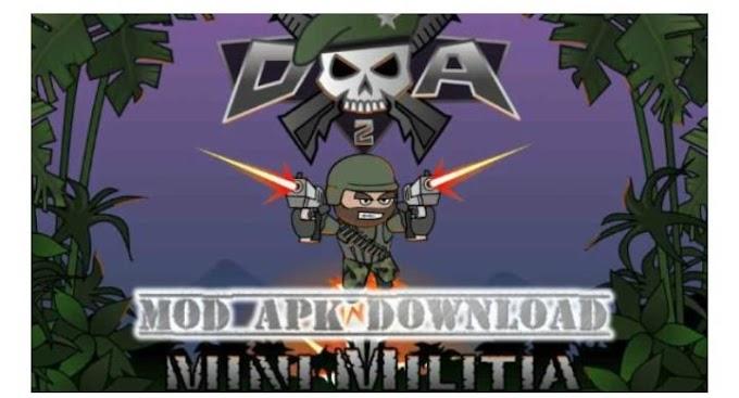 Download Mini Militia 69 Mods